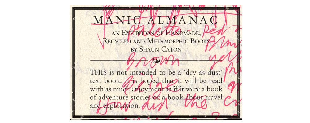 Manic Almanac