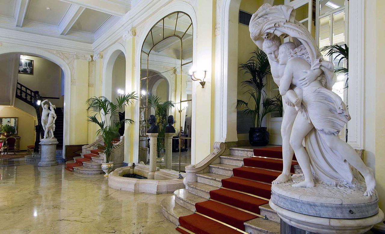 Des Palmes Hotel